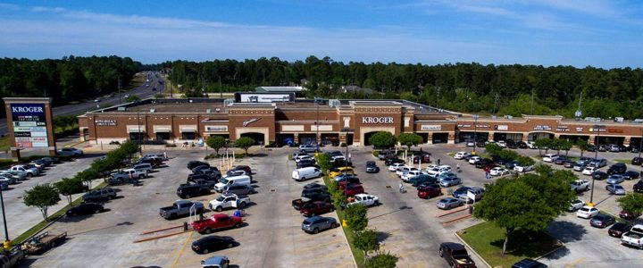 Retail Leasing in Magnolia, TX at the Market at 1488